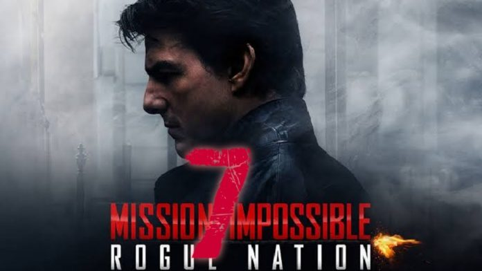 Poster film MISSION: IMPOSSIBLE 7- Foto: youtube