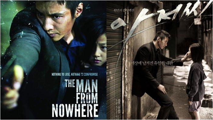 Poster film 'The Man From Nowhere'/ foto:Ist