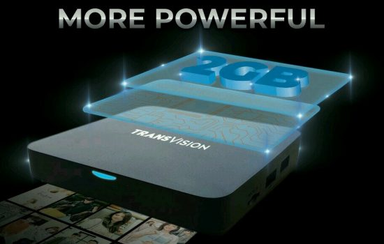 Android streaming box Transvision Xstream - Foto: Istimewa