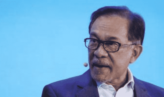 Anwar Ibrahim - Foto: The Star Online