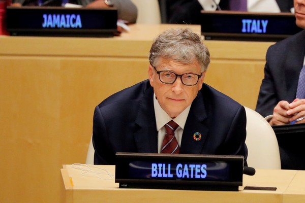 Bill Gates - Foto: Istimewa