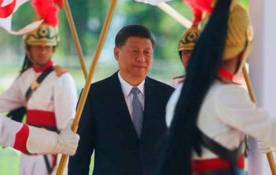 Presiden China Xi Jinping - Foto: gettyimages